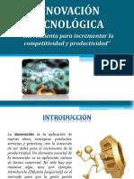 PRIMERA LECTURA innovacion tecnologica.pptx