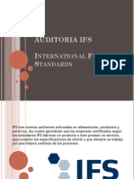 Auditoria Ifs