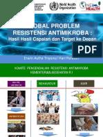 Global Problem AMR-NAP_EAT