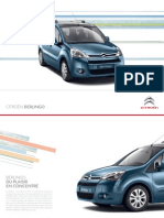 Catalogue Berlingo