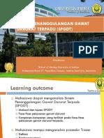 Sistem Penanggulangan Gawat Darurat Terpadu (SPGDT