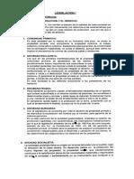 folleto #1 LEGISLACION