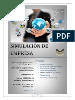 Simulacion de Empresa