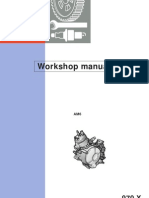 Aprilia RS 50 AM6 2000 Service Manual