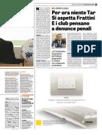 La Gazzetta Dello Sport 15-08-2018 - Il Caso
