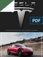 Tesla Financial Analysis 2018