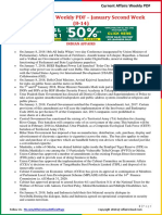 Current Affairs Weekly Pocket PDF 2018 - January(8-14) by AffairsCloud.pdf