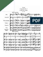 Violin Concerto no. 1 in B flat major%2C K. 207 - Complete Score.pdf