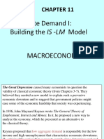 Chapter 11 IS-LM Model