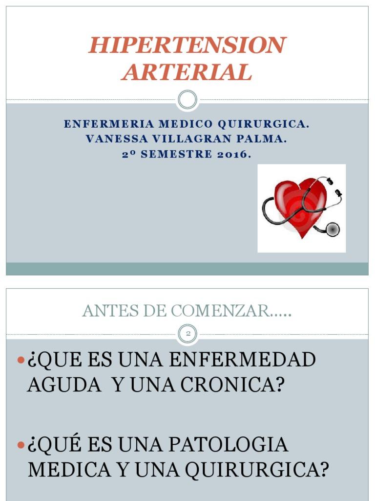 1° HIPERTENSION ARTERIAL.pptx - Hipertensión..