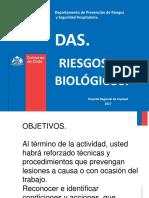 CHARLA  Riesgo Biológico .pptx