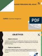 Diapositivas de Las Normas de Calidad Peruana