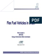 Flex Vehicles in Brazil
