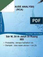 Laporan RCA Tugu1