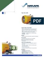 HATLAPA Compressor L Series L50 L80II
