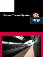 Swiss Public Transportation & Travel System