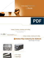 Presentation- Indian Pipe Industry