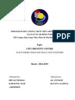 City Identity Centre