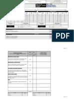 Performance Assessment Trainee 2018