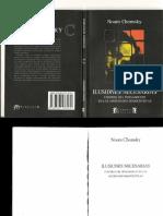 ILUSIONES NECESARIAS (Control del pensamiento en las sociedades democràticas) -Noam Chomsky -.pdf