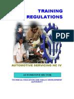 TR Auto Servicing NC IV.doc
