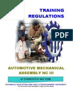 TR Automotive Mechanical Assembly NC III.doc