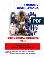 TR Commercial Cooking NC III.doc