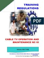 TR CATV Operation and Maintenance NC III.doc