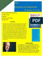 8th Habit.Covey.#2 - EBS.pdf