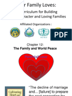 Chapter-12 the Family and World Peace v2