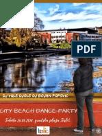 City Beech Party