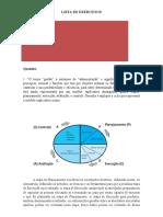 Lista de Exercícios Redes Públicas - 2