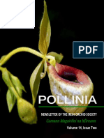 Pollinia - The Irish Orchid Society Newsletter.