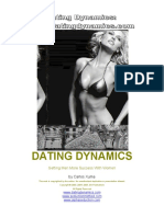 Carlos Xuma - Dating Dynamics - Getting Men More Success With Women (2005)