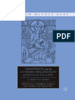 CARRUTHERS, Leo; CHAI-ELSHOLZ, Raeleen; SILEC, Tatjana (Orgs.). Palimpsests and the Literary Imagination of Medieval England