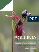 Pollinia - The Irish Orchid Society Newsletter