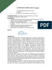 Project Description Form - Cloudlightning