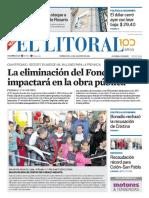 El Litoral Mañana | 15/08/18
