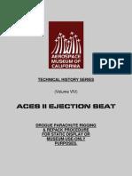 ACES II E-Seat Fred Rinke Repack 25Jan10
