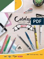 #Bic Stationery Catalogue2017