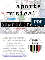 Pasaporte Musical Henry Mancini