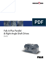 131 110 Falk a Plus Parallel and Right Angle Gear Drives Catalog
