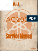 Ag200l83 Service Manual