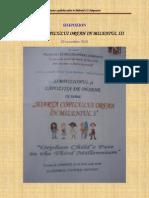 SIMPOZION-Soarta Copilului Orfan in Mileniul III