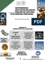 CRIPTOMONEDAS LEGITIMACION DE CAPITALES