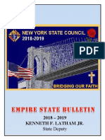 Empire State Bulletin - Summer 2018