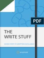 thewritestuff.pdf