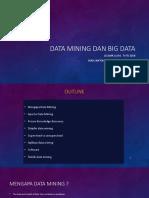 data mining dan bigdata
