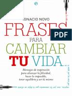 Frases Para Cambiar Tu Vida - Novo Ignacio - LIBROS DE MILLONARIOS.pdf