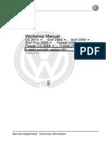 Transmision Automatica VW-AUDI 09G